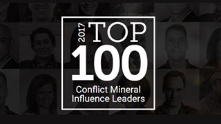 Success for iTSCi in nominations for list of 100 Conflict Minerals Influence Leaders