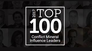 """Succès d'iTSCi dans les nominations pour la liste des 100 leaders d'influence dans les """"minerais de conflits"""""""