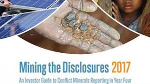 Report shows significant drop in downstream mineral risk reporting