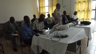 ITSCI trains the National Steering Committee (NSC) in Burundi