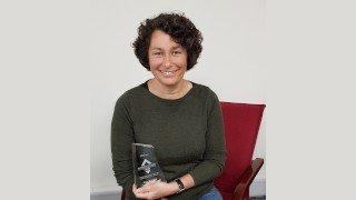 ITSCI La championne Kay Nimmo remporte le prix de la femme d'affaires de l'année